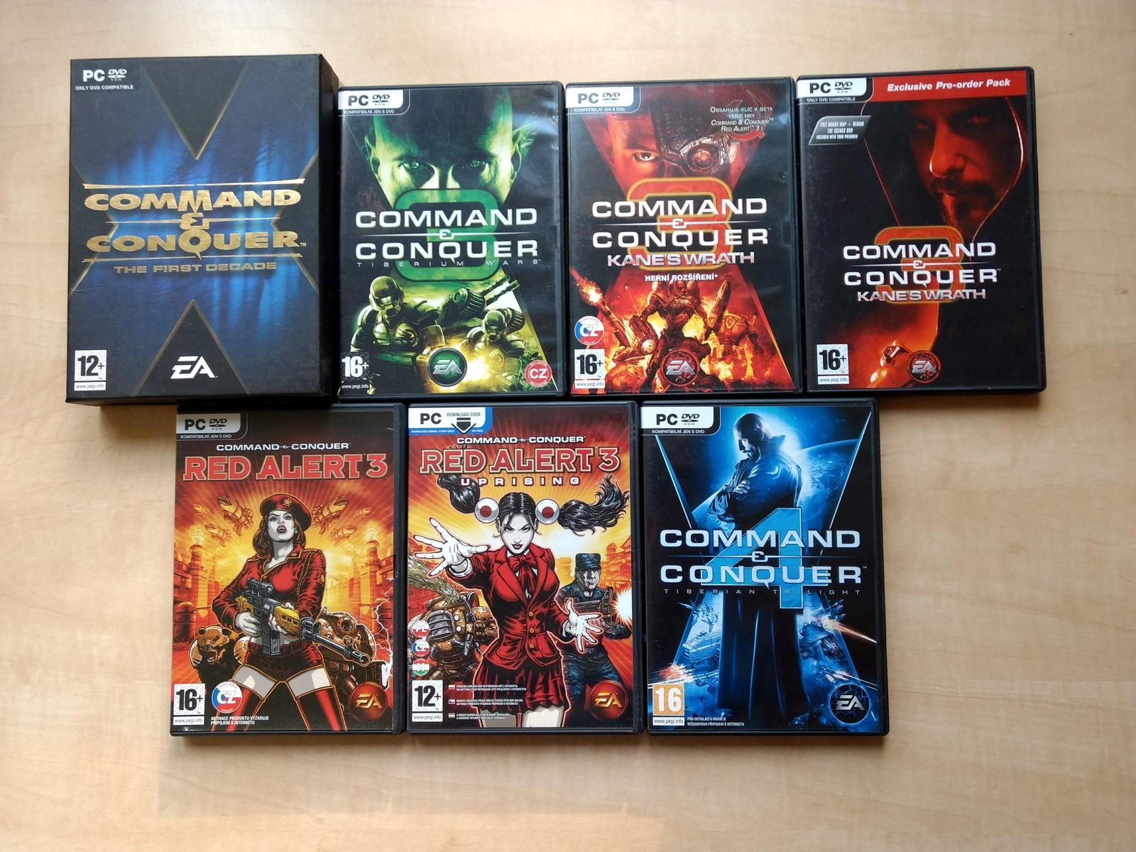 Command & Conquer | PC: Staré hry | Forum