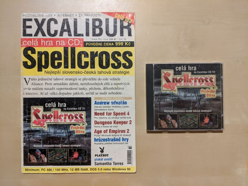 Spellcross | Strana 3 | PC: Staré hry | Forum